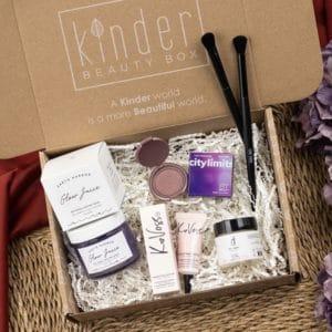 kinder beauty box spoilers