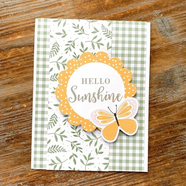 annies cardmaker club april 2021 review hello sunshine edition   coupon 005