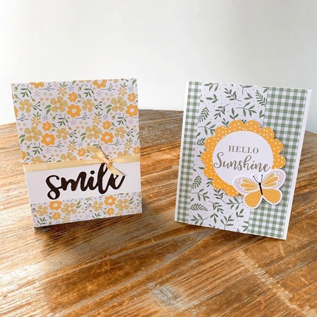 annies cardmaker club april 2021 review hello sunshine edition   coupon 008