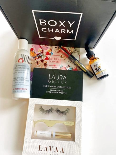 BOXYCHARM August 2021 Review 005 thumb