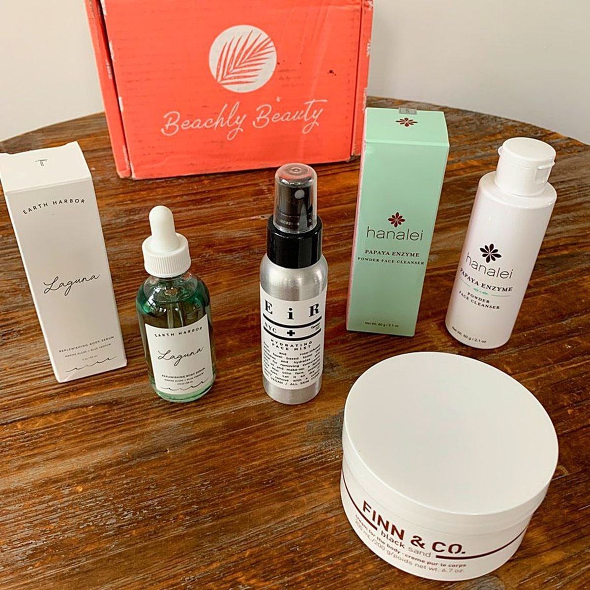beachly beauty box fall 2021 review15